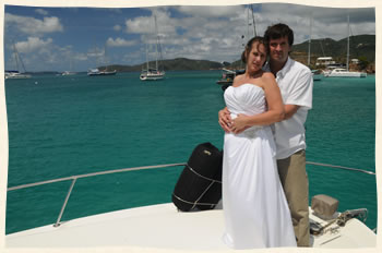 MOTORBOAT WEDDING « All Boats