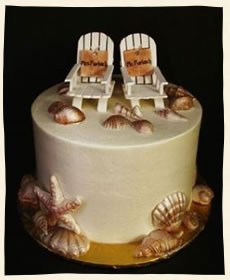 Tropical custom cakes us virgin islands