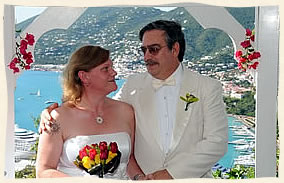 VIrgin Islands Vow Renewal