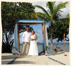 st thomas wedding package