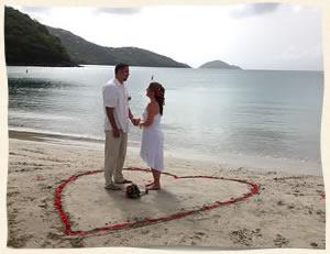 Island Wedding Arches And Aisles St Thomas Wedding Us