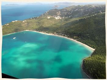 Magens Beach St Thomas Virgin Islands Bay Usvi