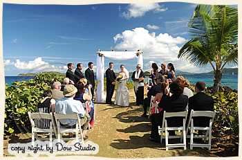 Pretty Klip Point Wedding